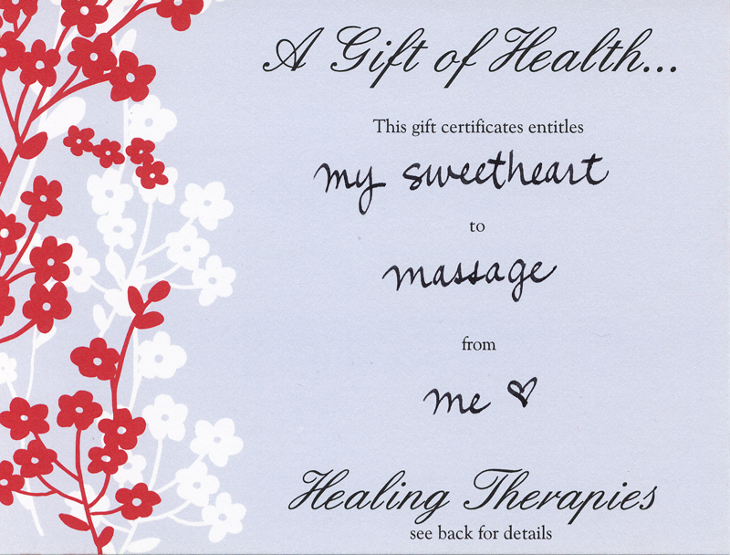Gift Certificates Massage Lypossage Spa Packages Body Wraps